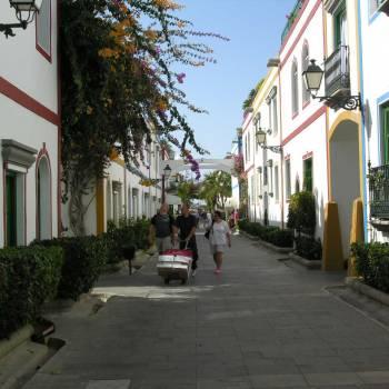 Excursión Puerto de Mogán y su mercado