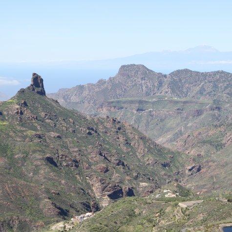 Gran Canaria en helicóptero