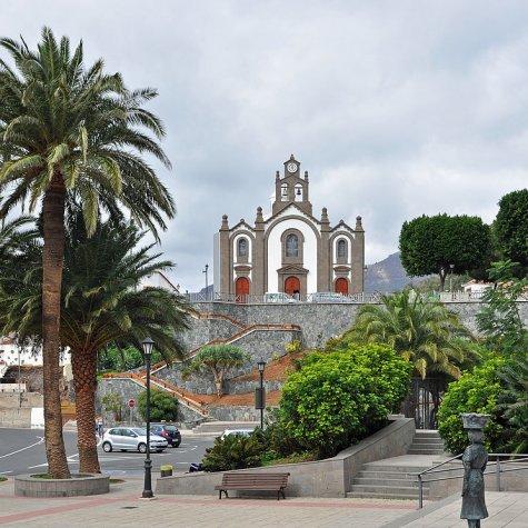 Excursión en coches eléctricos por Gran Canaria