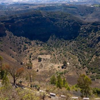 Excursión Las Palmas + Jardín Botánico + Volcán